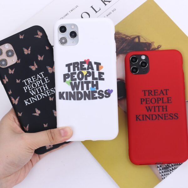 Harry Styles TPWK Treat People With Kindness Phone Cover