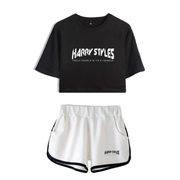 Harry Styles Treat People With Kindness Tops+Shorts Pants Men/Woman