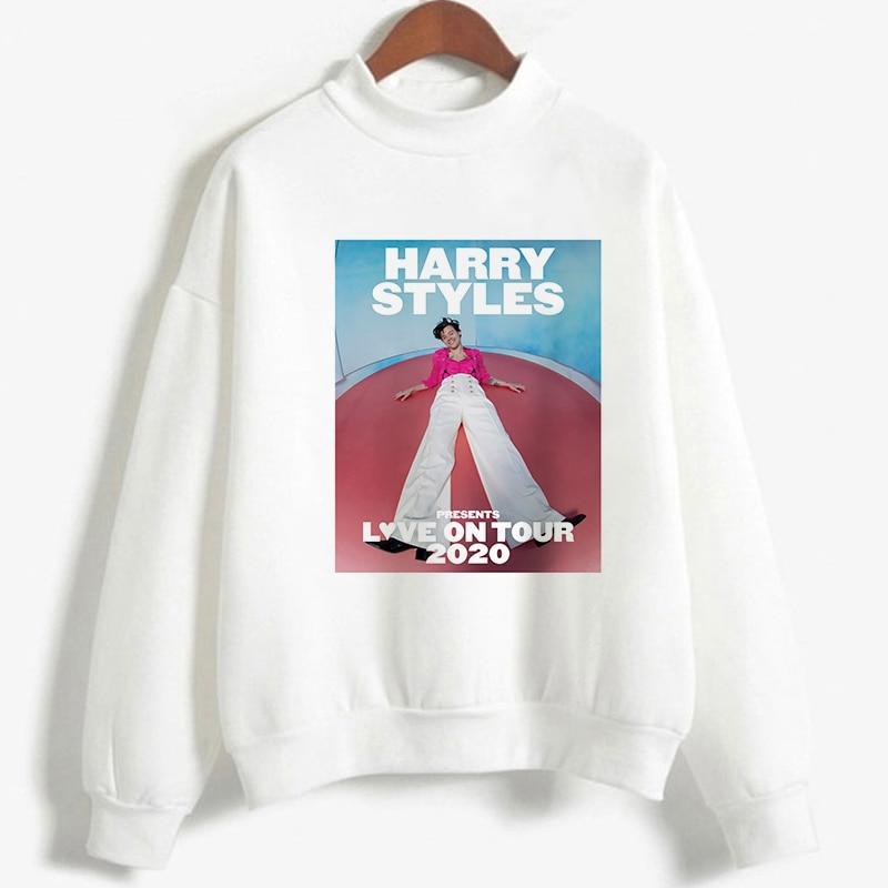 Harry Styles ''Live On Tour 2020'' Oversized hoodie Men/Women