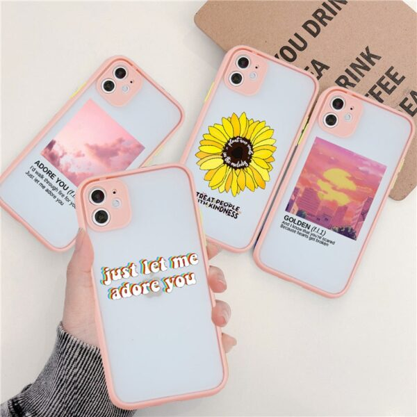 Harry Styles ''Just Let Me Adore You'' Phone Case