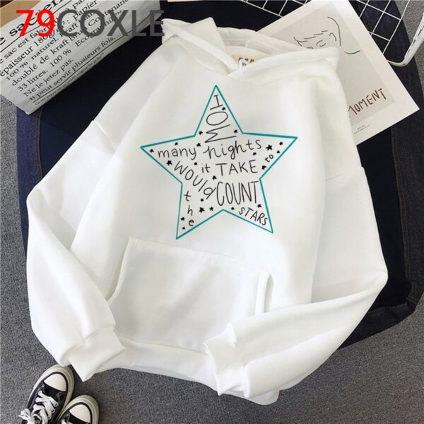 Harry Styles ''How Many Nights Does It Take To Count The Stars'' hoodies Men/Women
