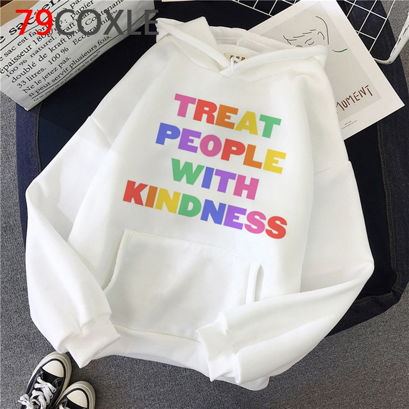 Harry Styles Treat People with Kindness New Year's Hoodies Men/Women