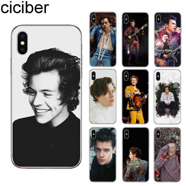 Harry Styles Phone Case for iPhone