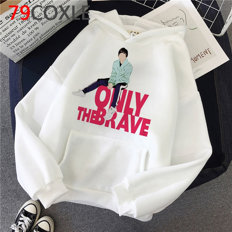 Harry Styles Only The Brave New Year's Hoodies Men/Women