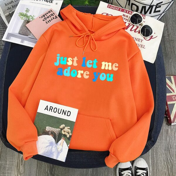 Harry Styles Adore You Hoodies
