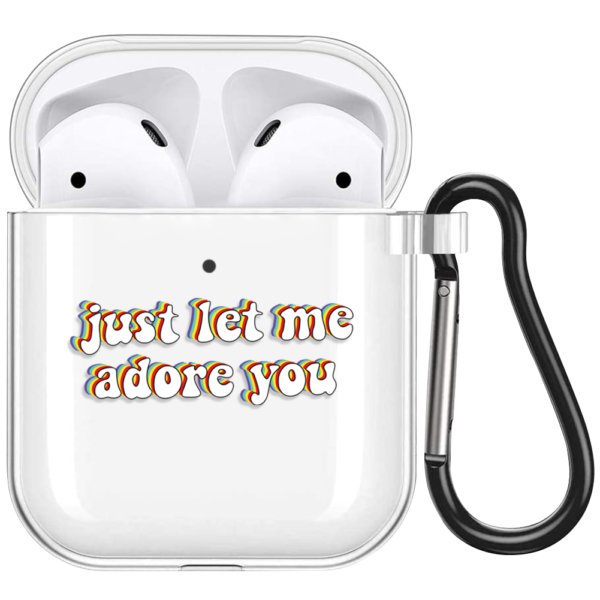Harry Styles ''Just Let Me Adore You'' Earphone Cases