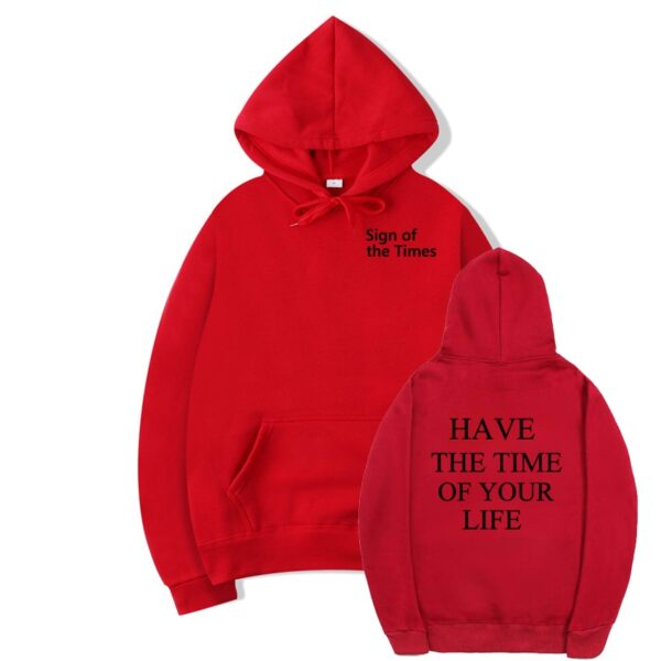 Harry Styles ''Have The Time Of Your Life'' Hoodies Men/Women