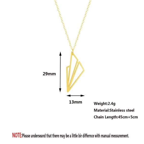 Harry Styles Tiny aircraft Airplane Jewelry Plane Necklace Men/Women
