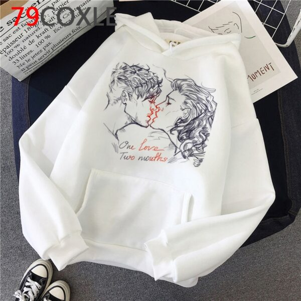 Harry Styles One Love Two Mouths New Year's Hoodies Men/Women