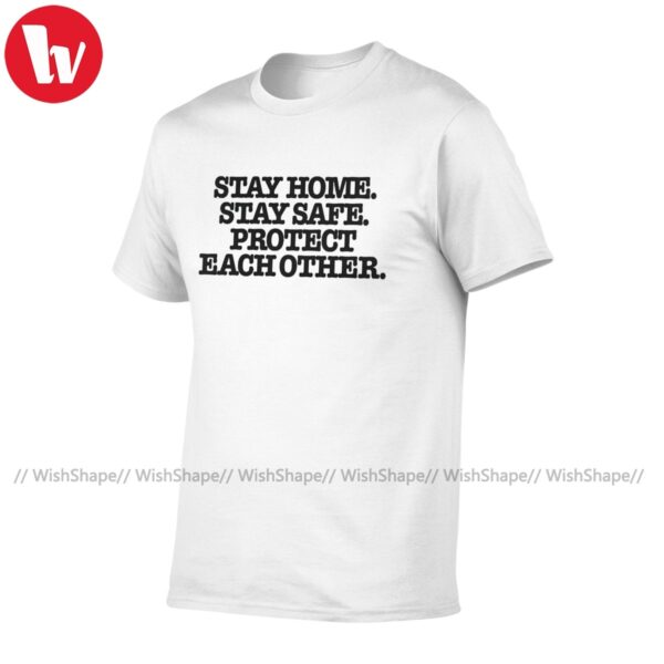 Harry Styles Stay Home Stay Safe T Shirt