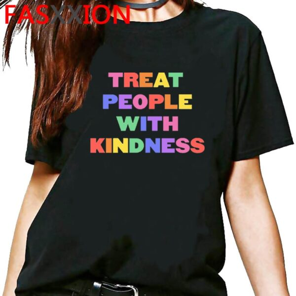 Harry Styles Treat People with Kidness t shirt